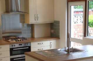 kitchen installation bexhill